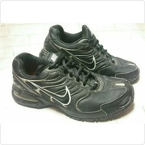 💋SOLD💋NIKE Air Max Torch 4 Black Sz 6.5 Men Shoe